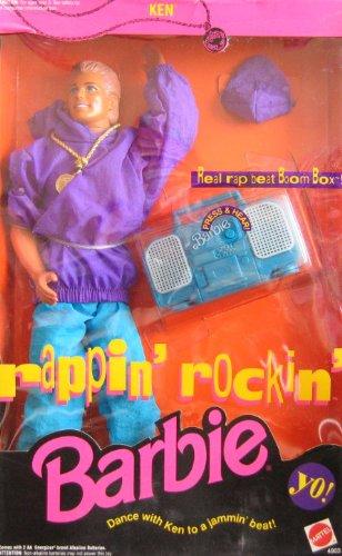 Barbie Ken Rappin