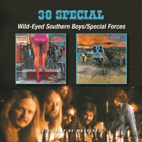 38 SPECIAL - 38 Special -  Wild Eyed Southern Boys/special Forces - Zortam Music