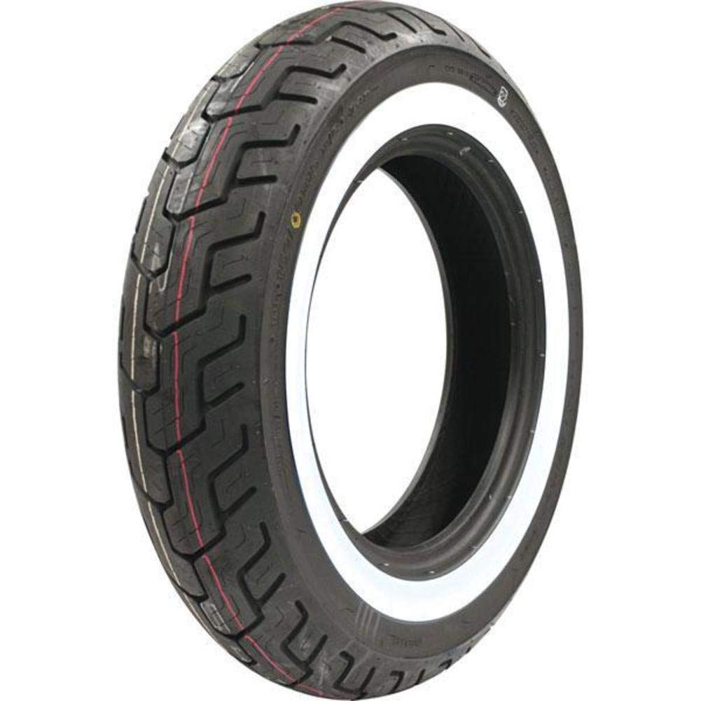 Dunlop D404 Wide Whitewall Front Tire (150/80-16) 4333415972
