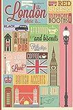 londres diario de viaje travel journal cuaderno exploradores wanderlust wanderlust journals spanish edition