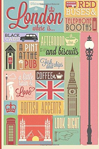 Londres Diario de viaje. Travel journal. Cuaderno exploradores. Wanderlust: Wanderlust Journals (Spanish Edition) [Wanderlust Journals] (Tapa Blanda)