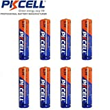 PKCELL AAAA 1.5V LR61 EN96 AM-6 D5344 65030 Alkaline Batteries(8 PCS)