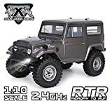 RGT Rc Crawlers 1/10 Scale 4wd 4x4 Off Road