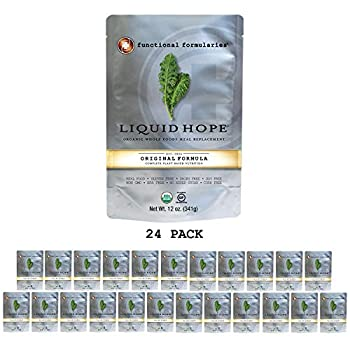 Image of Functional Formularies Liquid Hope 12oz Pouch, 24 Pack Health and Household