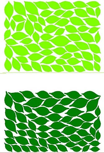MAFENT Leaves Decal Decor Decoration product image