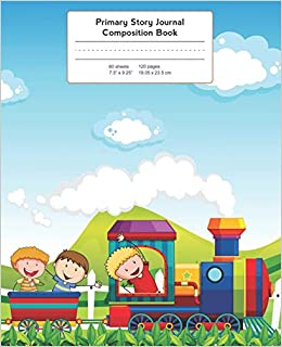 Primary Story Journal Composition Book Grade Level K 2 Draw And