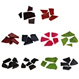 Baosity 10 Pack 5g Candle Wax Dye Chip Flakes Pigment for DIY Candle Making Coloring