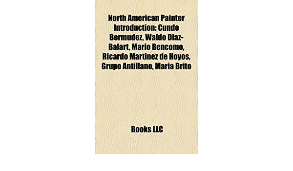 North American painter Introduction: American painter stubs ...