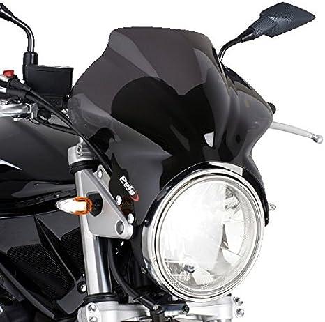 Saute-vent Puig Cockpit Yamaha XJR 1200// SP 94-98 fum/é fonc/é