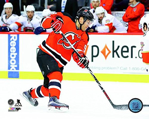 - Taylor Hall New Jersey Devils NHL Action Photo (Size: 8