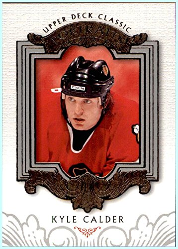 2003-04 Upper Deck Classic Portraits #18 Kyle Calder CHICAGO ()