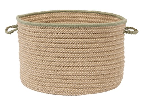 Colonial Mills Boat House Basket, 24 by 14-Inch, Olive by Colonial Mills