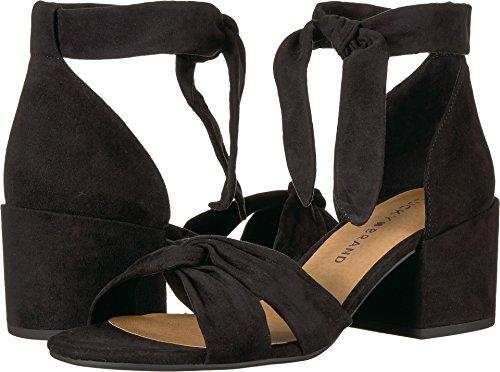 Lucky Brand Kvinders Lk-xaylah Hæle Sandal Sort 1 C8wXva
