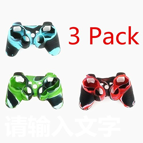 ps3 silicon controller covers - 1