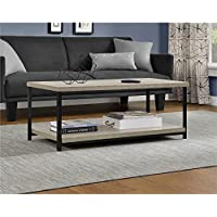 Altra Transitional Elegant Elmwood Oak Finish Coffee Table