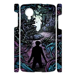 Printed Phone Case a day to remember For Google Nexus 5 Q5A2111882