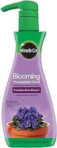 Miracle-Gro 1005901 Blooming Houseplant Food (6 Pack), 8 oz