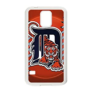 MLB Detroit Tigers White Phone Case For Samsung Galaxy S5