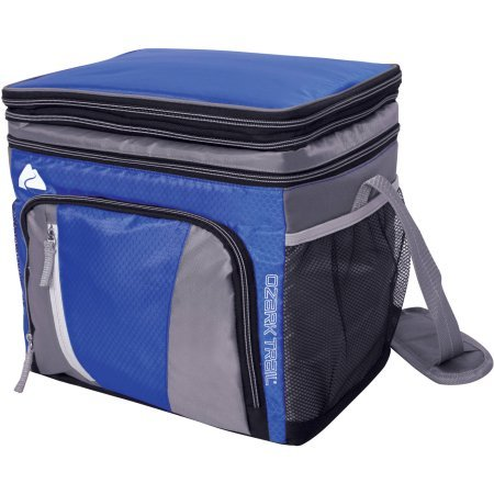 Ozark Trail 24-Can Cooler with Removable Hardliner, Blue by Wal-Mart Stores, Inc.