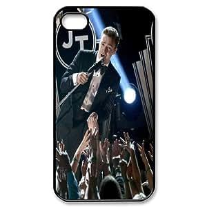 DIY Justin Timberlake Plastic Case for iPhone 4, iPhone 4S, Custom Justin Timberlake Iphone 5 Shell Case, Personalized Justin Timberlake Phone 4S Cover Case