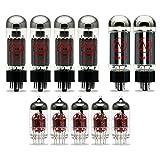 JJ Tube Upgrade Kit For Mesa Boogie Stiletto Deuce Amps EL34 ECC83S 5U4GB