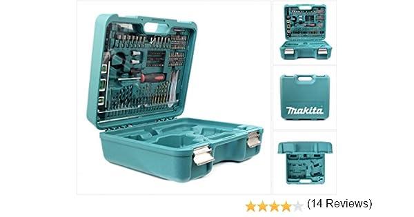Makita caja de herramientas y 101 piezas para BHP/BDF 343 446 452 453 456 459, 129 134 136 146 147 BTD: Amazon.es: Bricolaje y herramientas