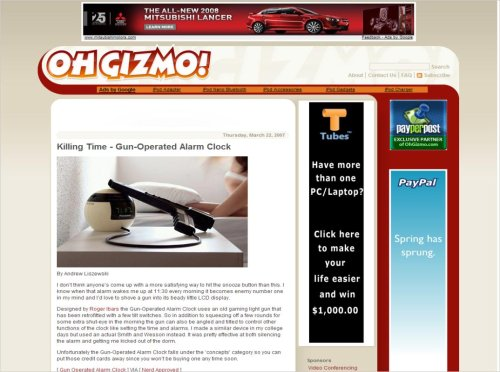 Amazon.com: OhGizmo!: Kindle Store