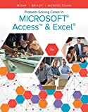 img - for Problem Solving Cases In Microsoft Access & Excel book / textbook / text book