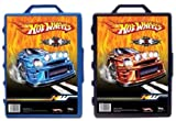 Hot Wheels Molded 48 Car Case – Colors and Styles May Vary
