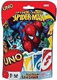 Uno Juego de cartas–Marvel Spiderman Spider Sense–Ideal para toda la familia difícil y educativo