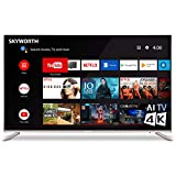 "Skyworth G2A Series 58"" 4K 2160p UHD HDR 60Hz LED Smart Android TV Chromecast A53 Quad-Core 58G2A"