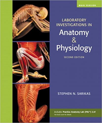 Laboratory Investigations In Anatomy Physiology Main