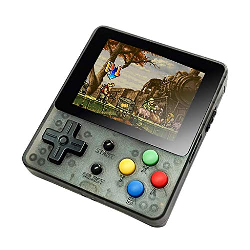 Libison Handheld Game Console Kids Adults, Wireless Classic Gamepad Game Game Screen by 2.6 Thumbs Mini Palm Palm Pilot Nostalgia Console Children Retro Console of Dioco Mini Family TV Video (Best Tablet For Emulators)