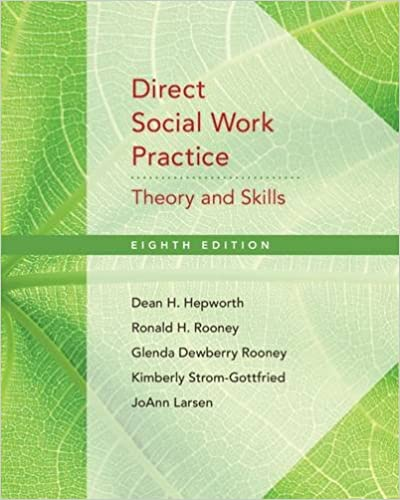 Amazon.com: Direct Social Work Practice: Theory and Skills ...