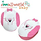 PERSONALISED PRE FILLED BABY BEAN BAG CHAIR SEAT NEWBORN GIRLS NEWBORN MINNIE MOUSE (NEXT DAY DISPATCH)