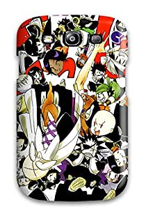 Unique Design Galaxy S3 Durable Tpu Case Cover Bleach By Gugen