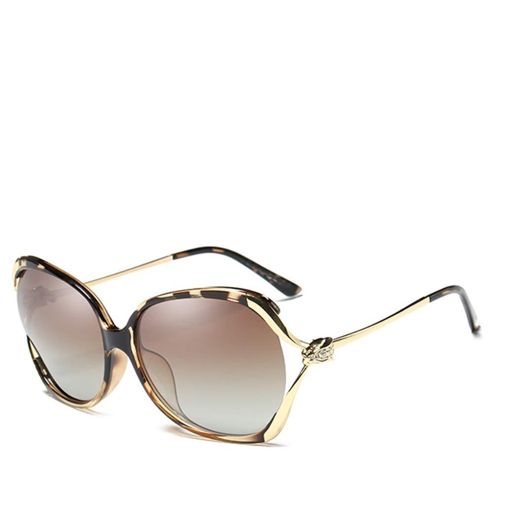 D LJBOZ Polarized Sunglasses Women's UVProof Diamond Sunglasses Women's Multicolor Optional Sunglasses (color   A)