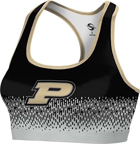 ProSphere Women's Purdue University Drip Sports Bra