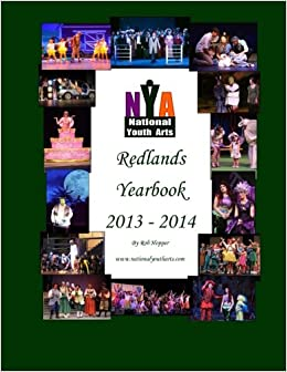 National Youth Arts Redlands Year book 2013-2014
