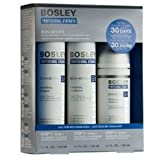 Bosley Revive Starter Pack for Visibly Thinning and Non Color-Treated Hair