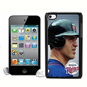 MLB Minnesota Twins Ipod Touch 4 Case Cover For MLB Fans By zeroCase