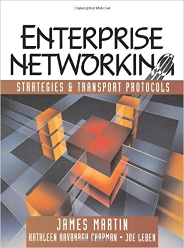 Ebook nederlands téléchargement gratuitEnterprise Networking: Strategies and Transport Protocols by James Martin in French ePub