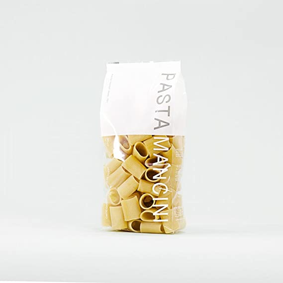 Pasta Mancini - Tuffoli gr 500 - Package In Envelope Transparent