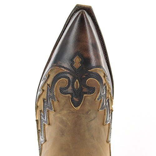 Bronce Bronce Tang Fashion Boots13040 Stivali FB Western Uomo T6R4q