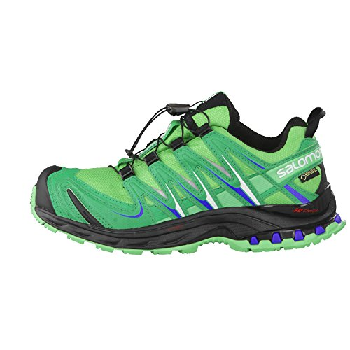 Salomon 3D GTX Zapatillas mujer Verde hellgrün grün Pro W XA para PPCrqwT