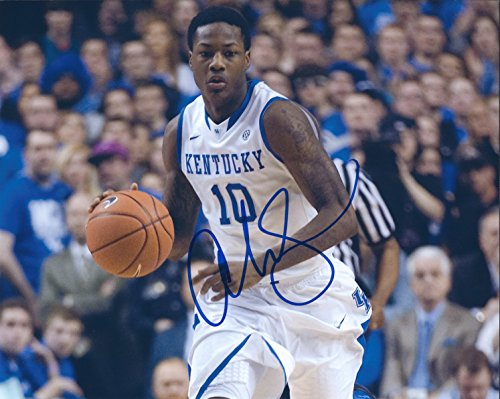 Autographed Archie Goodwin Kentucky Wildcats 8x10 Photo -