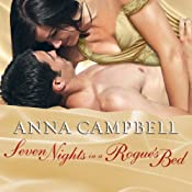 Seven Nights in a Rogue's Bed: Sons of Sin, Book 1 | Anna Campbell