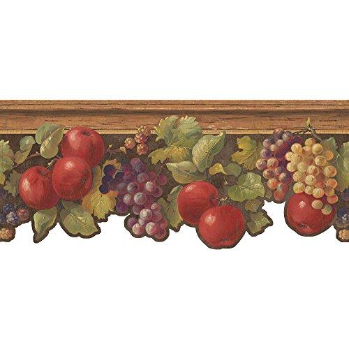 fruit border wallpaper - 5