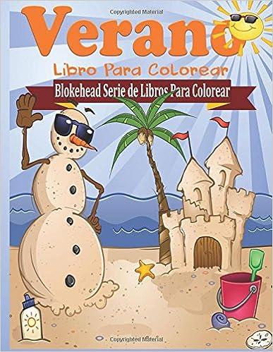 Descargar libro gratis en inglés Verano Libro para Colorear ...