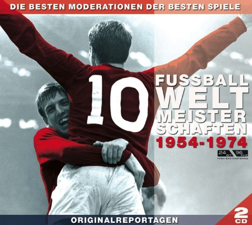 Fussballweltmeisterschaften 1954-1974